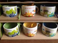 YOU ARE HERE INTERNATIONAL | Starbucks City Mugs