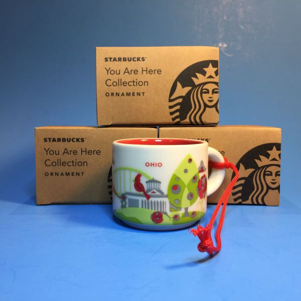Orlando & Ornament Starbucks City Mugs