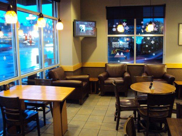 Store Review Friendly And Efficient The Starbucks At 37th And Broadway In Everett WA