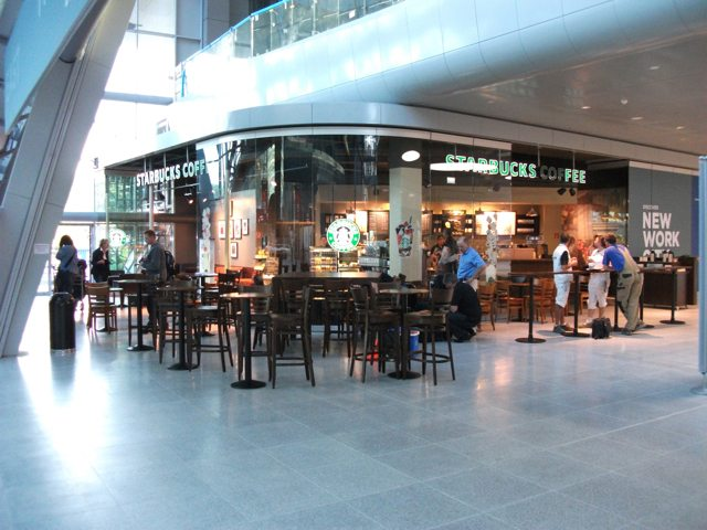Germany gets two new Starbucks,