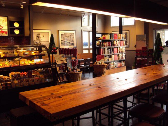 Wood Top Coffee Table