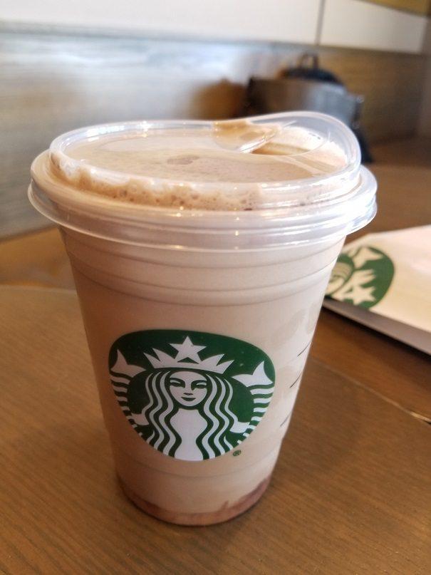 Starbucks Draft: Nitro-infused milk is fabulous ...