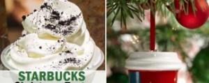 Christmas Taste Frappuccino