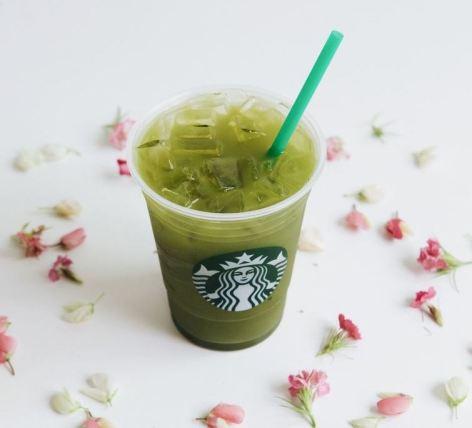Image result for starbucks matcha lemonade