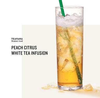 Starbucks New Tea Infusions & FREE Tea Friday July 14 1 ...