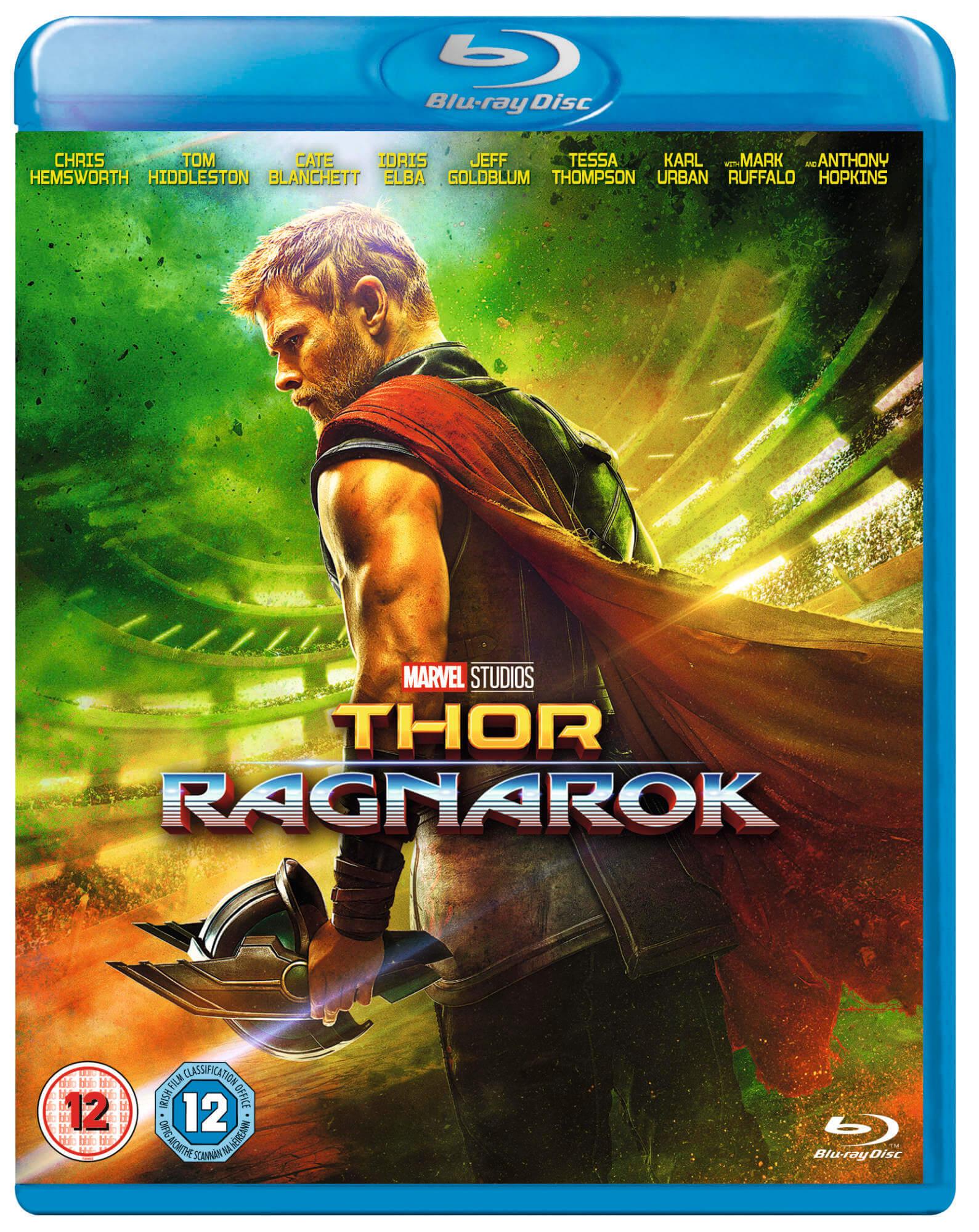 Thor Ragnarok Blu Ray Download : ragnarok, download, ENDED], THOR:, RAGNAROK, Blu-ray, STARBURST, Magazine