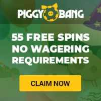 Piggy Bang Casino 55 Free Spins with No Wagering Requeriments