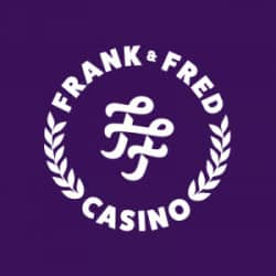 Frank & Fred Casino 100% up to €500 + 300 Free Spins