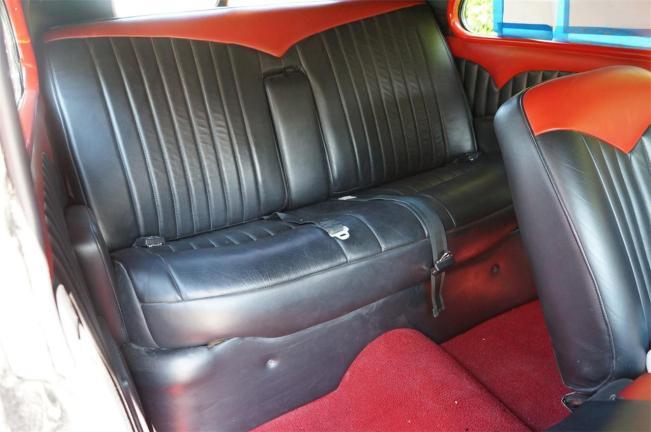 ebay back seat