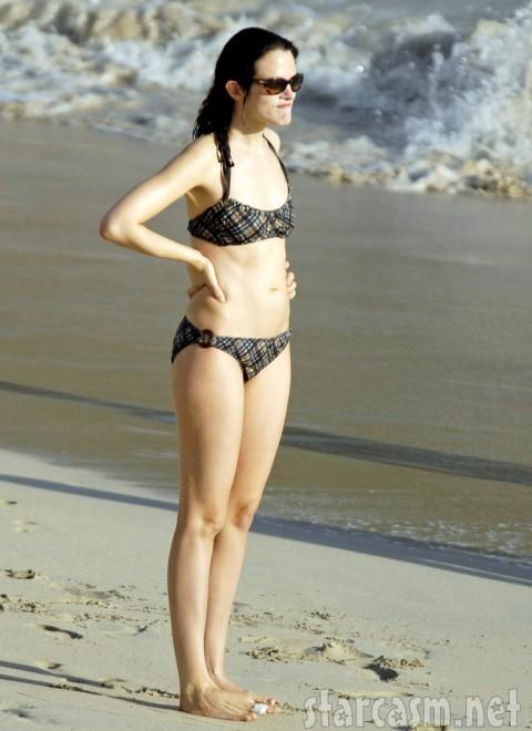 photos steve martin u0026 39 s wife anne stringfield in a bikini
