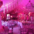 Picture from the wedding ceremony of pandora vanderpump todd and jason