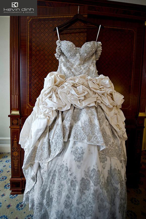 Kim Zolciak Wedding Jumpsuit