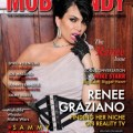 Photo mob wives renee graziano covers mob candy magazine