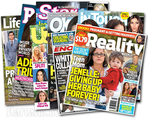 why tabloid magazines are appealing Gossip magazines sexually objectify pregnant celebrities  indicated the major  appeal of these publications was the bashing of celebrities,.