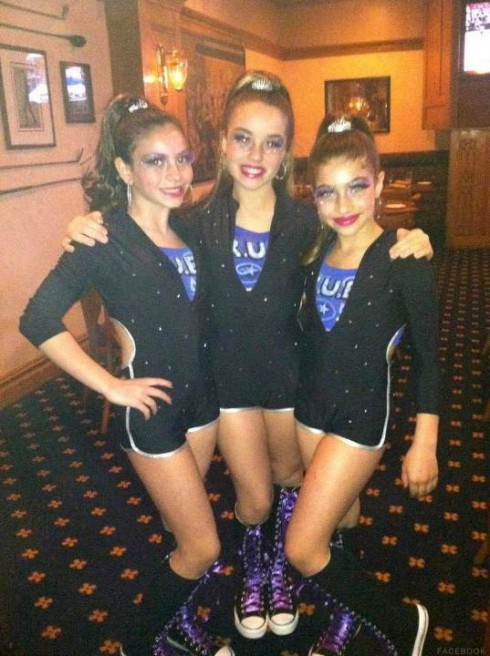 VIDEOS PHOTOS Gia Giudice performs in TRUE dance troupe to be on Toddlers and Tiaras