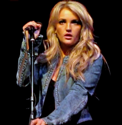 """Jamie Lynn Spears """"I Look Up To You"""""""