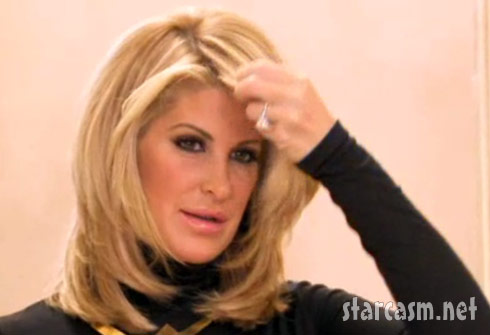 VIDEO Kim Zolciak Finally Removes Her Wig On Dont Be