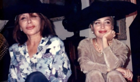 Marysol Patton and mother Elsa Patton