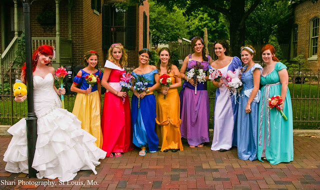 The Disneythemed Wedding To End All Disneythemed Weddings