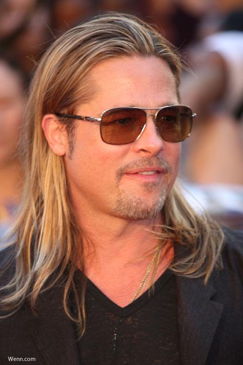 Brad Pitt World War Z Hair : world, Pitt's, World, Stunt, Double, Hour!, David, Paterson