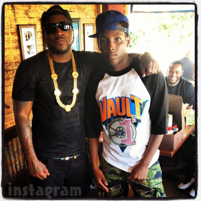 Young Jeezy Says He Did Not Brutalize His Son And Make Terroristic Threats Against Him