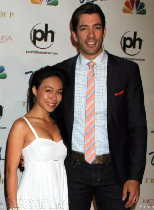 Property Brothers Drew Scott and girlfriend Linda Phan