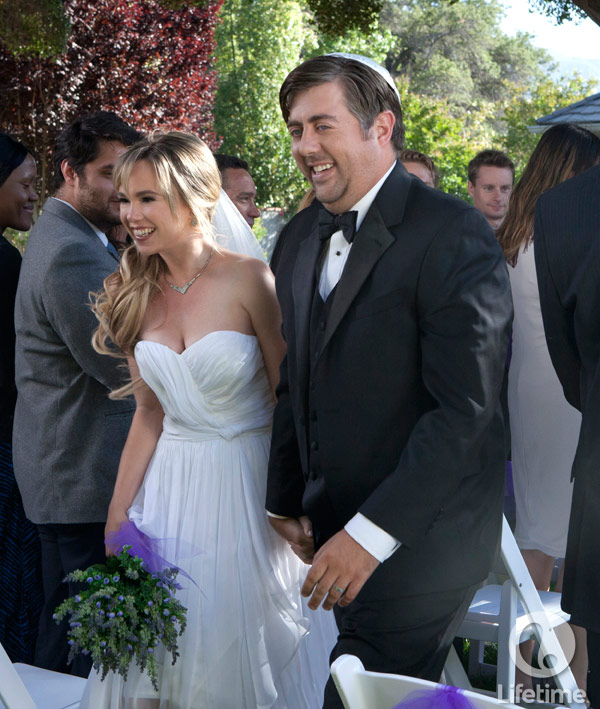 Simon Monjack And Brittany Wedding
