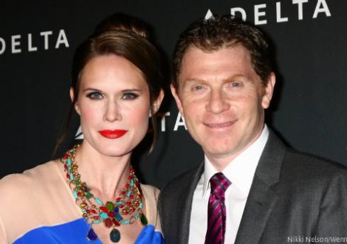 Bobby Flay and Stephanie March Divorce