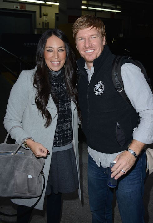 When Is Joanna Gaines Due Date - Fixer Upper... | Apartment Therapy