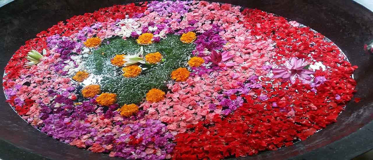 Flower Baths