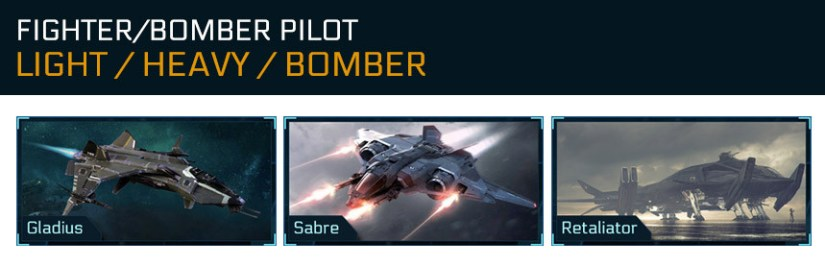 Light and heavy fighter, bomber
