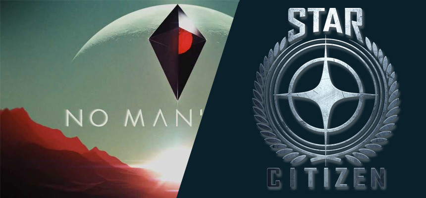no mans sky vs star citizen