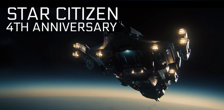 Star Citizen anniversary