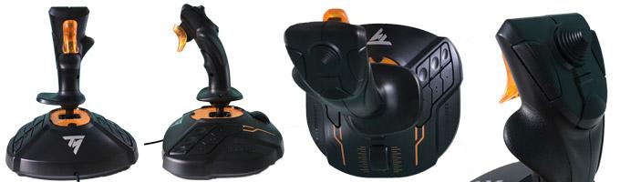 Thrustmaster T16000 FCM