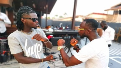 Photo of Be careful with what you say in media interviews – Okyeame Kwame tells Kuami Eugene