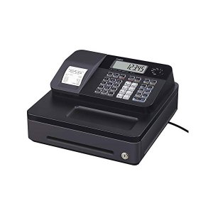 Casio-SEG1 Black Cash Register