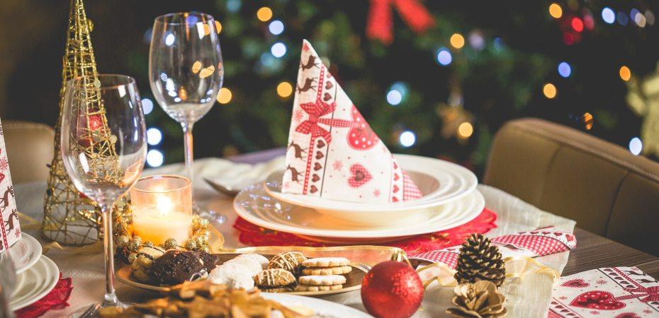 christmas table saturnalia