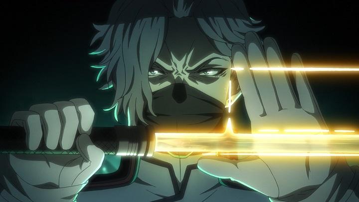 Akudama Drive - 06 [Brother] - Star Crossed Anime