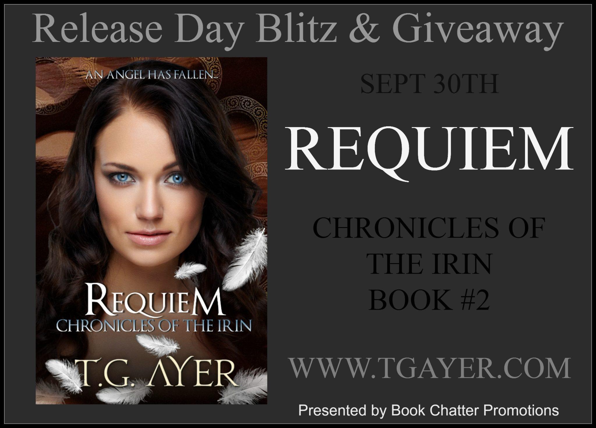 Book News: Reqiuem Release Day Blitz