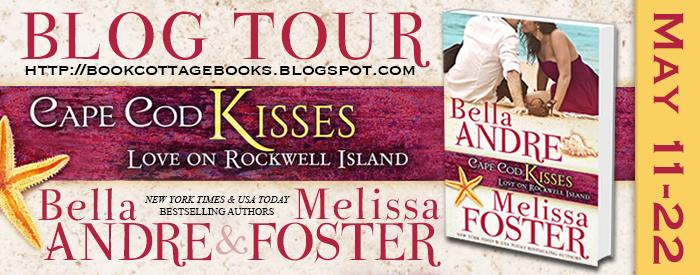 Blog Tour Review: Cape Cod Kisses