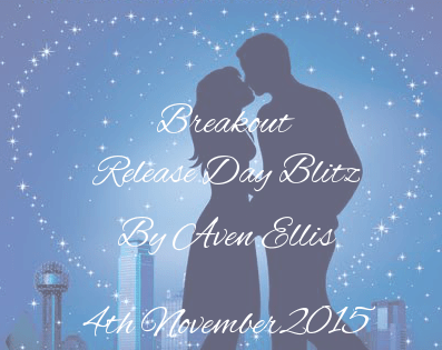 Book News: Breakout Release Day Blitz