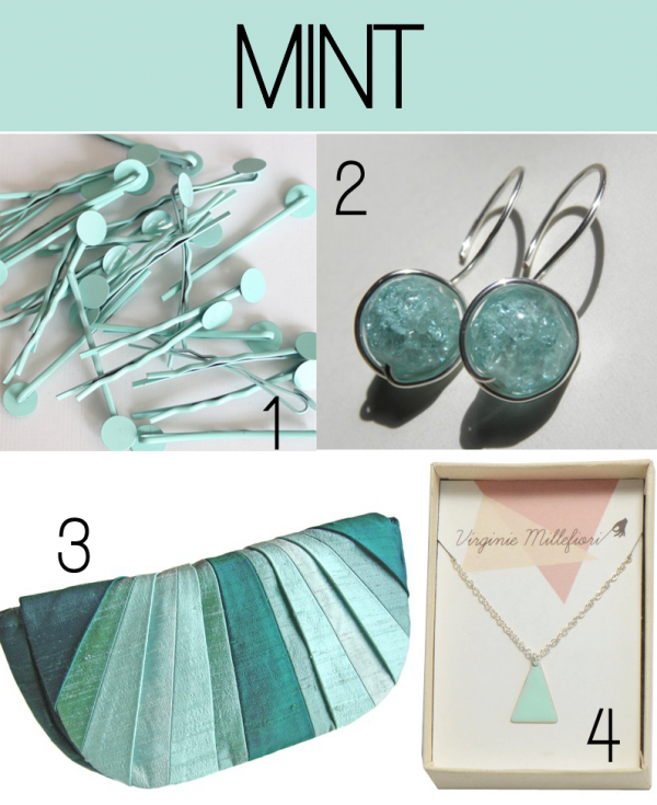Spring Trends Mint 600x735 Spring 2012 Fashion Trends