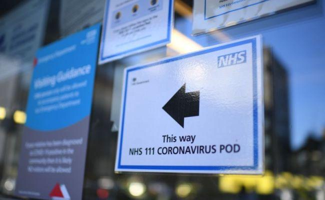 Coronavirus Uk Update Covid 19 Death Toll Rises To 335