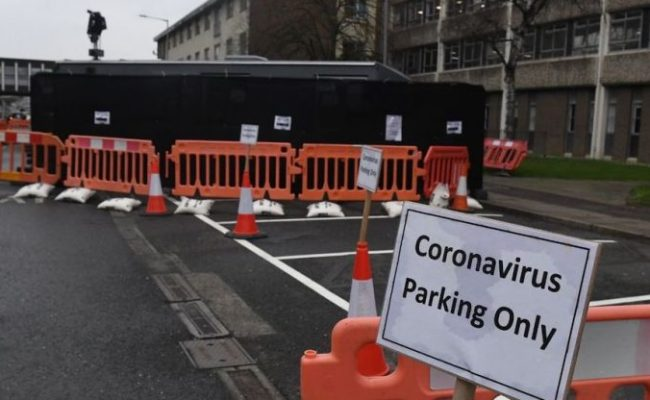 Coronavirus Uk Update Death Toll Hits 177 As 3983 Covid