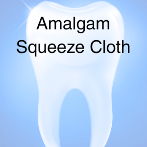 Amalgam Squeeze Cloth