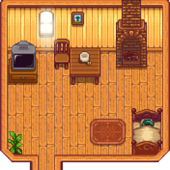 Wood Flooring For Kitchen Countertop Shelf Farmhouse - Stardew Valley Wiki