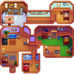 Kitchen Trailer Boos Islands 1 Willow Lane - Stardew Valley Wiki