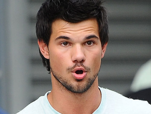 taylor lautner weight