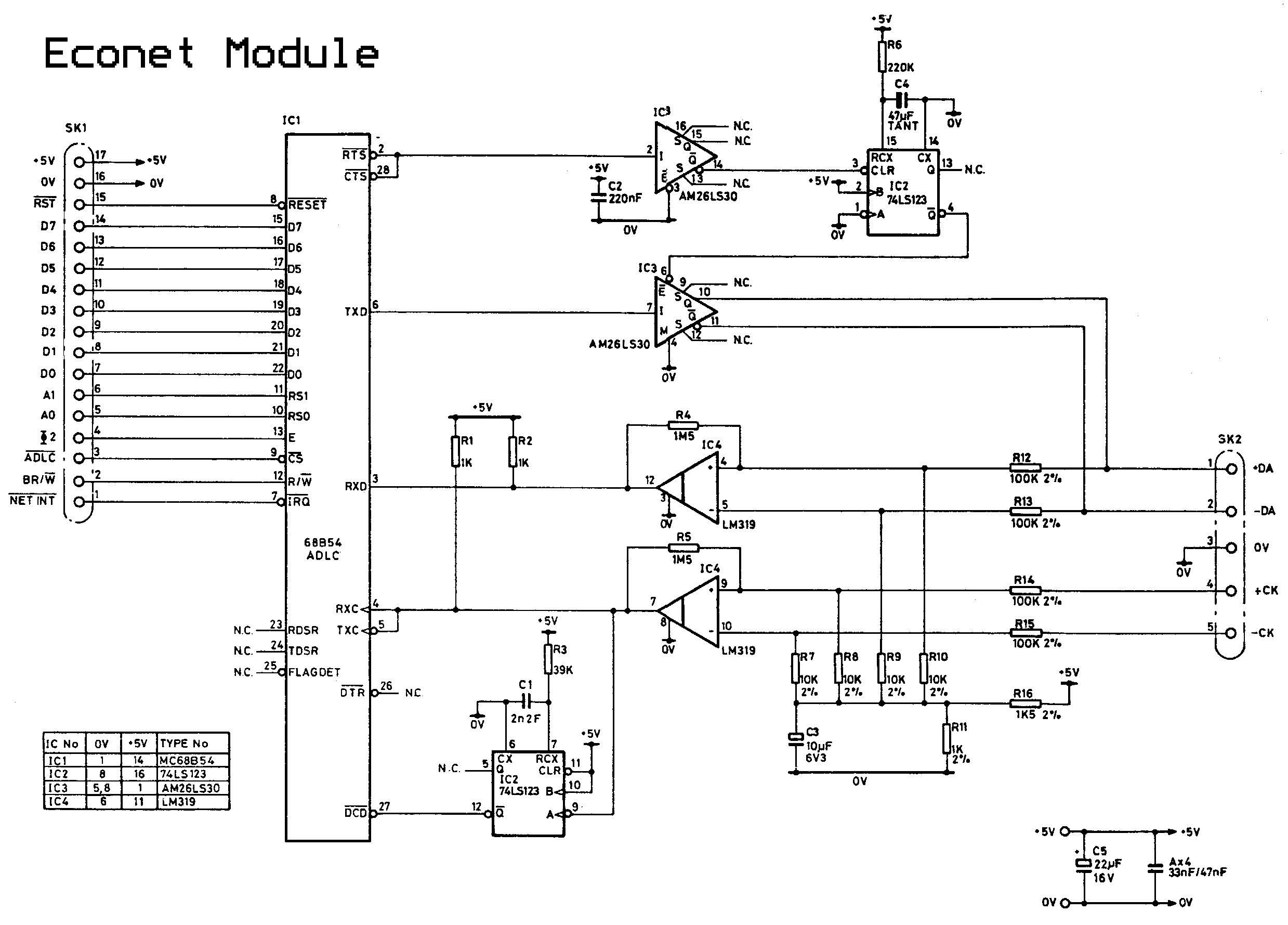 Wiring Diagram For Econet : 25 Wiring Diagram Images