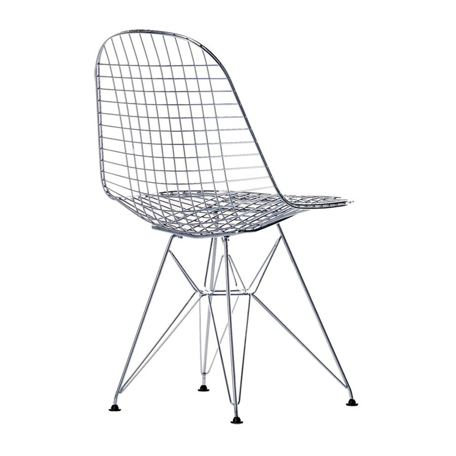 Eames Wire Chair Vitra Miniatures Eames Dkr Open Box Floor Sample Sale